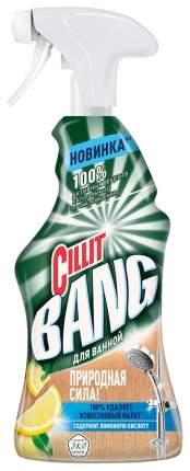 Средство чистящее Cillit Bang Природная сила для ванной с лимонной кислотой 450мл