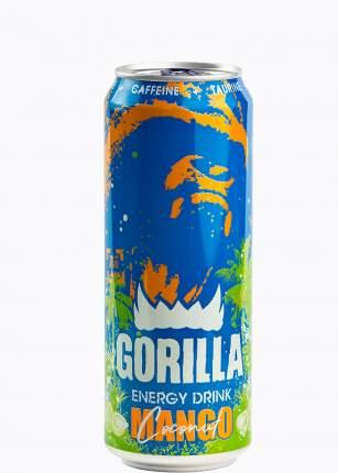 Напиток энергетический Gorilla Mango Coconut безалкогольный 0,45 л