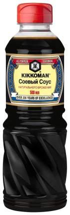 Соус Kikkoman соевый натурального брожения 500мл
