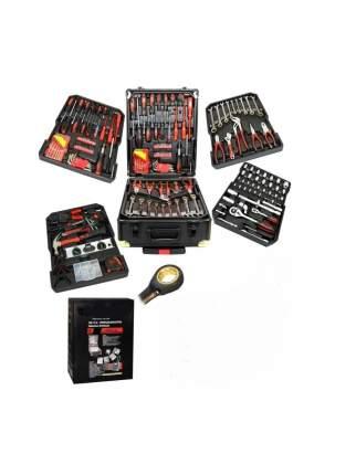 Набор инструментов в чемодане 187 предметов Krafttechnik KT-11188ABGS