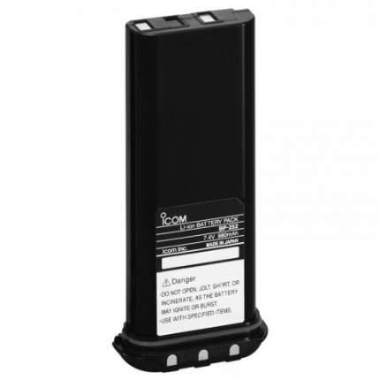 Аккумуляторная батарея BP-252 для рации icom IC-M33/ IC-M34/ IC-M35 на 980mAh