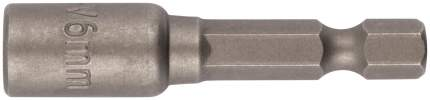 Адаптер для шурупов и болтов D=6 мм, L=48 мм FIT 57936