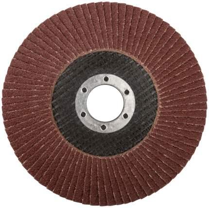 Круг лепестковый торцевой, 125 мм   Р 80 FIT 39554