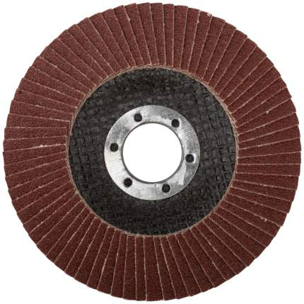 Круг лепестковый торцевой, 115 мм   Р 80 FIT 39544