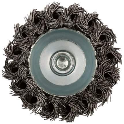 Корщетка-чашка, 70 мм, штифт, сталь FIT 38595