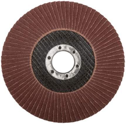 Круг лепестковый торцевой, 125 мм  Р 100 FIT 39555
