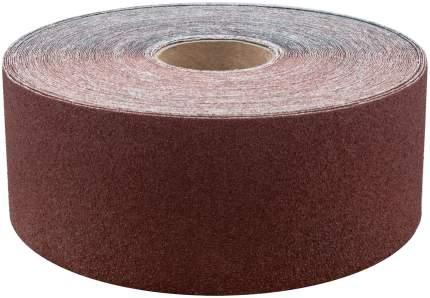 Рулон шлифовальный на тканевой основе, 115 мм х 50 м,  Р 40. FIT 38072