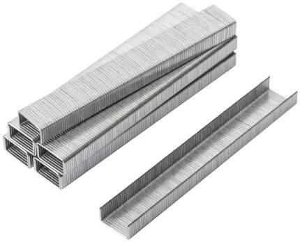 Скобы для степлера (тип 53)  6 мм, 1000 шт. FIT 31306