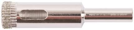 Коронка алмазная кольцевая для стекла 12 мм FIT 36029