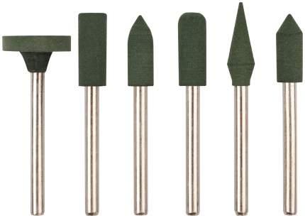 Насадки резиновые, набор 6 шт. FIT 36923