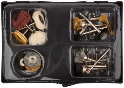 Набор корщетки/шарошки в чемоданчике  17 шт. FIT 36491