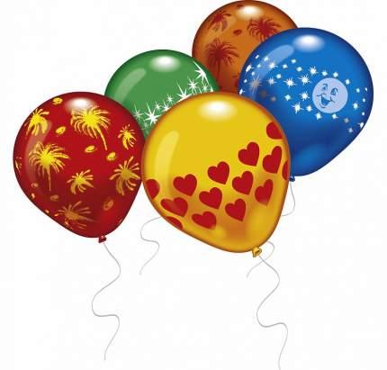 Набор шаров Riethmüller Everts 8 шариков с рисунком