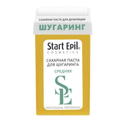 Паста для шугаринга Start Epil Сахарная паста в картридже Средняя 100 г