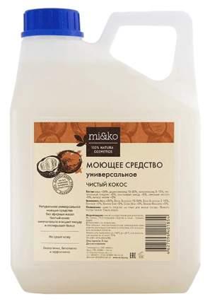 Моющее средство универсальное mi&ko Чистый  кокос 4 л HM161927