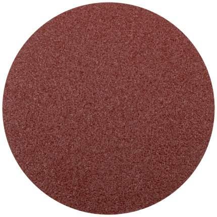 Круги шлифовальные сплошные (липучка), алюминий-оксидные, 125 мм, 5 шт, Р 40 КУРС 39772
