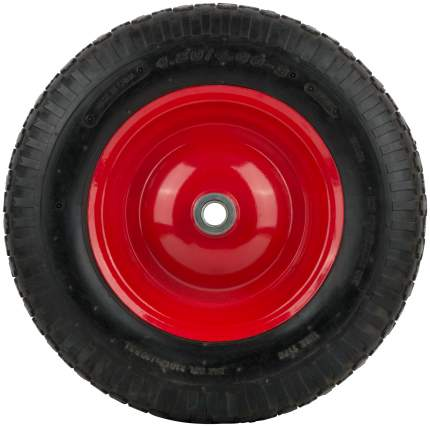 """Колесо запасное 16"""" х 4""""  (4.00-8) для тачки. FIT 77567"""