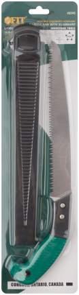 Ножовка садовая с ножнами, 300 мм, FIT 40595