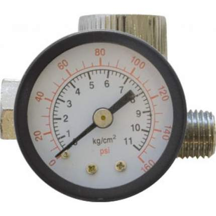 Регулятор подачи воздуха с манометром FIT 81182