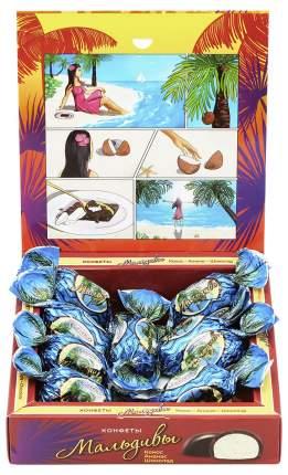 Конфета Кремлина с мякотью кокоса Мальдивы 240 г