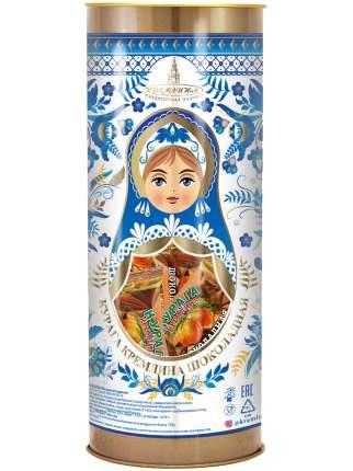 Курага Кремлина шоколадная дизайн матрешка гжель 250 г