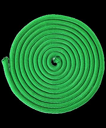 Amely Скакалка для художественной гимнастики RGJ-402, 3м, зеленый