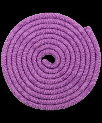 Amely Скакалка для художественной гимнастики RGJ-402, 3м, сиреневый
