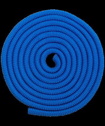 Amely Скакалка для художественной гимнастики RGJ-402, 3м, синий