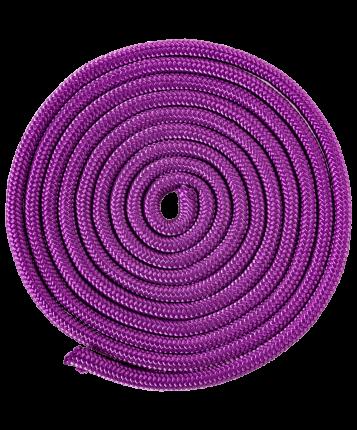 Amely Скакалка для художественной гимнастики RGJ-401, 3м, сиреневый