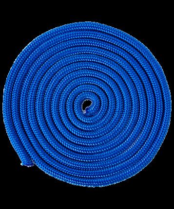 Amely Скакалка для художественной гимнастики RGJ-401, 3м, синий