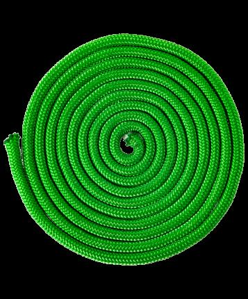Amely Скакалка для художественной гимнастики RGJ-401, 3м, зеленый