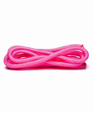Скакалка гимнастическая Amely RGJ-401 300 см pink