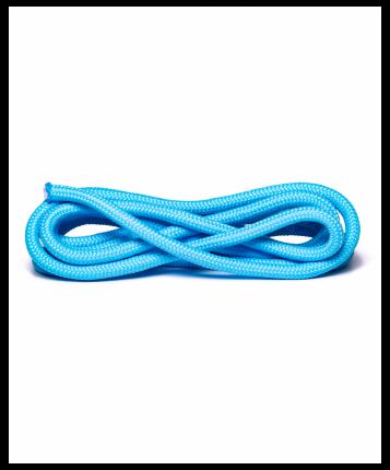 Amely Скакалка для художественной гимнастики RGJ-401, 3м, голубой