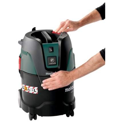 Строительный пылесос Metabo ASA 25 L PC 602014000 Зеленый, черный