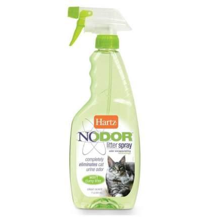 Уничтожитель запаха Hartz Nodor Litter Spray, без ароматизатора, 503мл