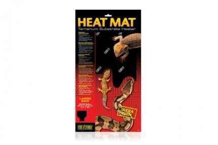 Термоковрик для террариума Exo Terra Heat Mat 25 Вт, 27,9х43,2 см