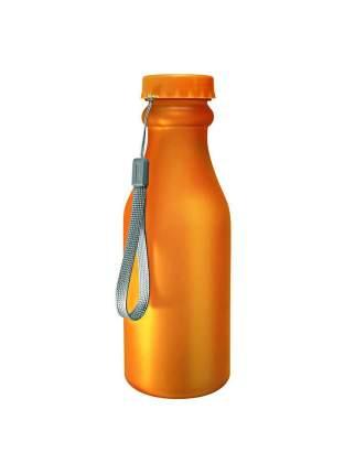 Be First Бутылка для воды матовая без логотипа 500 мл (желтая)