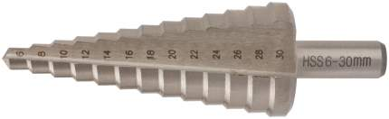 Сверло ступенчатое по металлу, 6-30 мм КУРС 36403