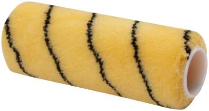 Ролик полиакриловый, бежевый с черной полоской, диам, 40/61 мм; ворс 10,4 мм, 180 мм 01858