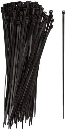 Хомуты нейлоновые 200х3,6 мм., черные 100 шт.,  FIT 60393