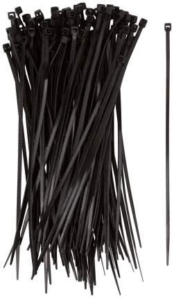 Хомуты нейлоновые 150х2,5 мм., черные 100 шт.,  FIT 60390