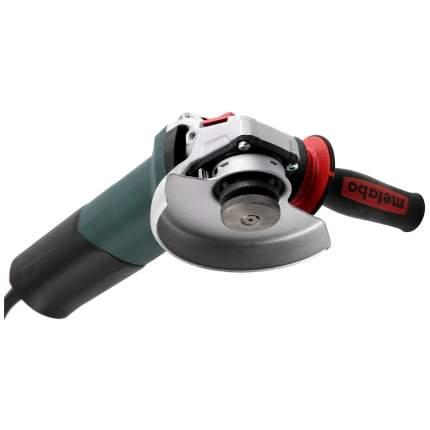 Сетевая угловая шлифовальная машина Metabo WEV 15-125 Quick 600468500