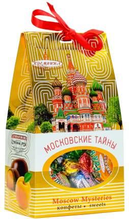 Набор подарочный московские тайны  ассорти Кремлина шоколадное 240 г
