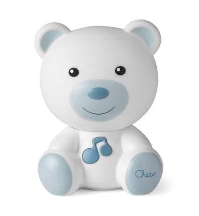 Ночник Медвежонок Chicco Dreamlight голубой