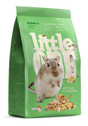 Корм для песчанок Little One Gerbils 0.9 кг 1 шт