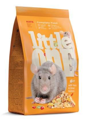 Корм для крыс Little One Rats 0.9 кг 1 шт
