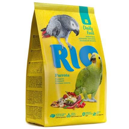 Основной корм RIO Parrots для крупных попугаев 500 г