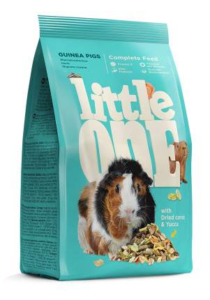 Корм для морских свинок Little One Guinea Pigs 0.9 кг 1 шт