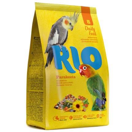 Основной корм RIO Parakeets для средних попугаев 1000 г