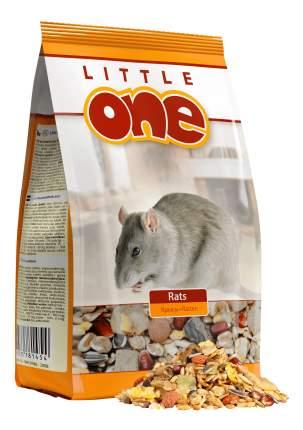 Корм для крыс Little One Rats 0.4 кг 1 шт