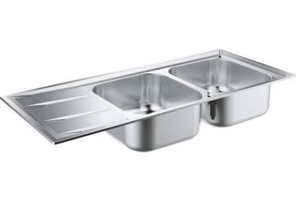 Мойка для кухни из нержавеющей стали Grohe 31587SD0